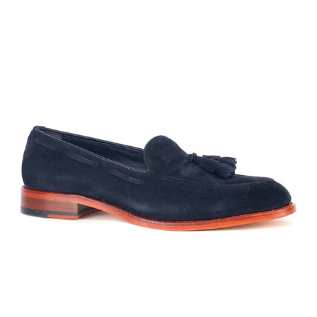 Friday Loafers // Navy (Euro: 39)