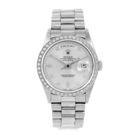 Rolex Day Date Automatic // 18239 // Pre-Owned