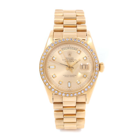 Rolex Day Date Automatic // 1803 // Pre-Owned