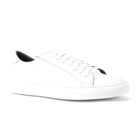 Saturday Sneaker // White (Euro: 39)