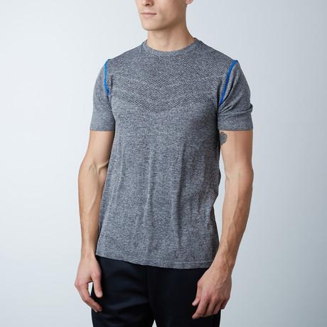 Seamless T-Shirt // Grey Marl