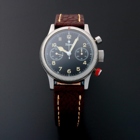 Tutima Chronograph Manual Wind // 11941 // Pre-Owned