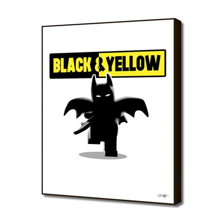 Bat + Yellow