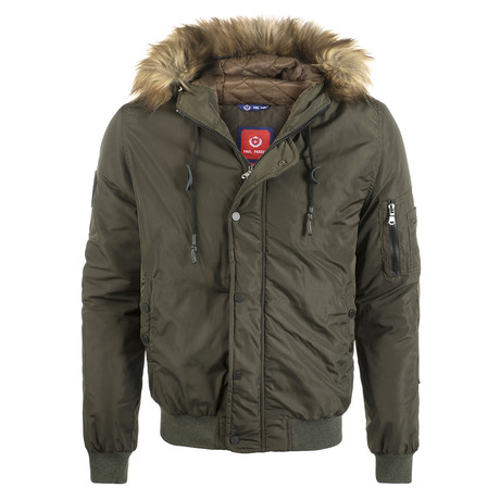 Winter Coat // Khaki (M)