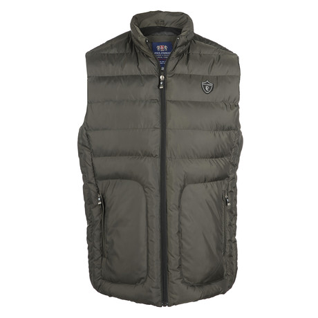 Crest Vest // Green (XS)