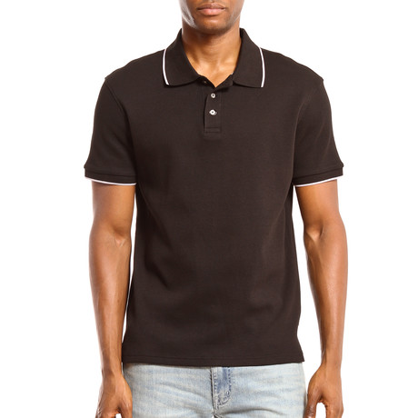 Basic Polo // Black (S)