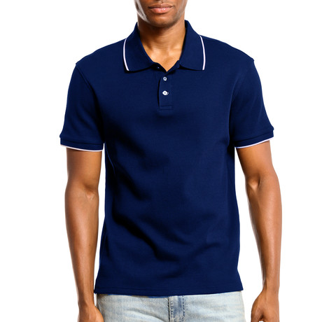 Basic Polo // Navy (S)