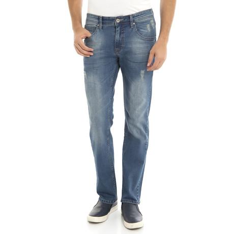 Jeans // Deep Blue (XS)