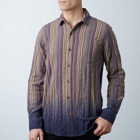 Brioni Shirt // Multi (S)