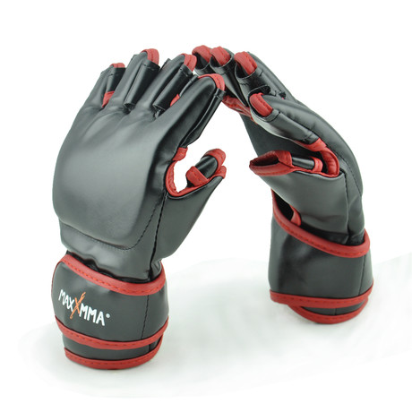 Mixed Martial Arts Training Grappling Gloves