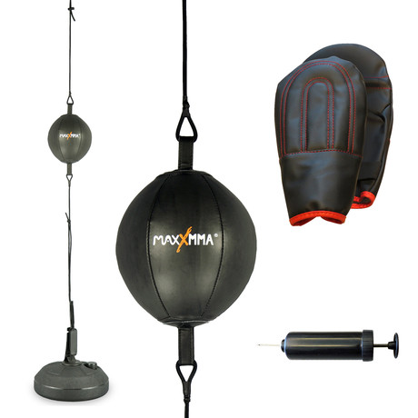 Double End Striking Punching Bag Kit