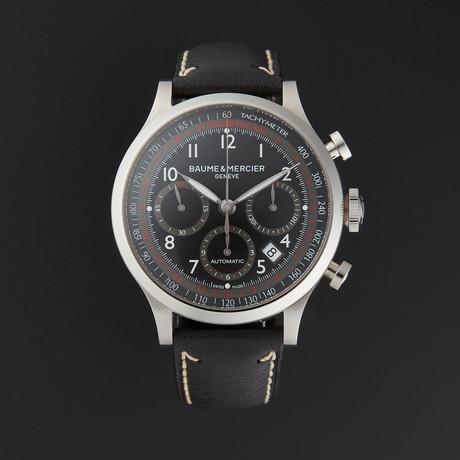 Baume & Mercier Capeland Chronograph Automatic // M0A10001 // Store Display
