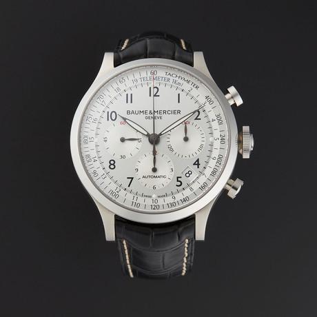 Baume & Mercier Capeland Chronograph Automatic // M0A10063 // Store Display