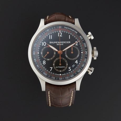 Baume & Mercier Capeland Chronograph Automatic // M0A10067 // Store Display