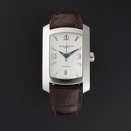 Baume & Mercier Hampton Milleis Automatic // M0A08753 // Store Display