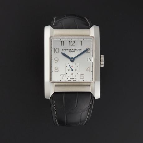 Baume & Mercier Hampton Milleis Automatic // M0A10026 // Store Display