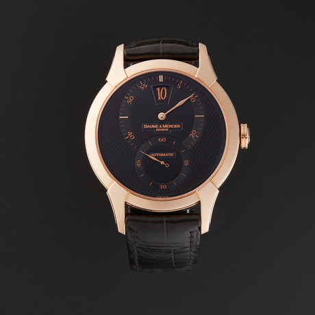 Baume & Mercier William Baume Automatic // M0A08858 // Store Display