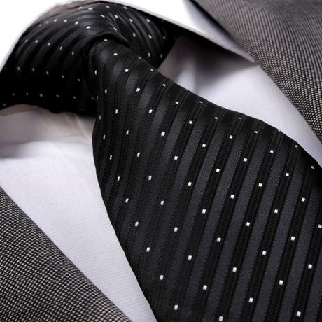 Tie // Black Lines