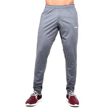 Sweatshirt With Zipper In Pocket // Grey (S)
