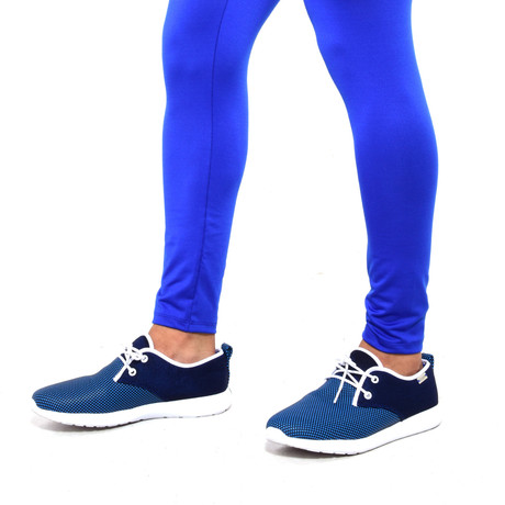 Running Shoes With Soft Sole // King Blue (Euro: 39)