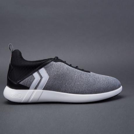 Avalon Low-Top Sneaker // Grey