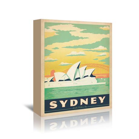 "Sydney, Australia (5""W x 7""H x 1""D)"