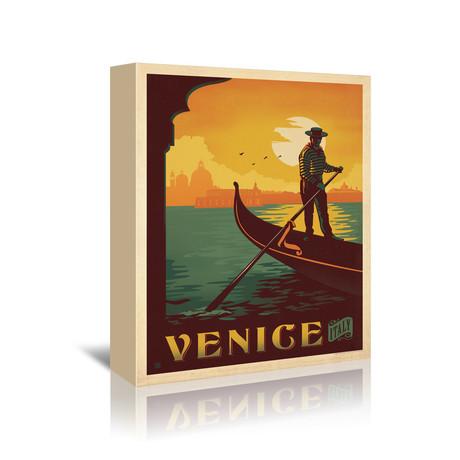 "Venice, Italy II (5""W x 7""H x 1""D)"