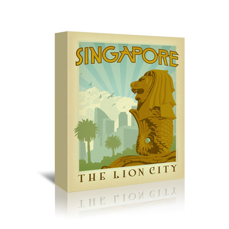 "Singapore (5""W x 7""H x 1""D)"