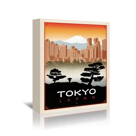 "Tokyo, Japan (7""W x 5""H x 1""D)"