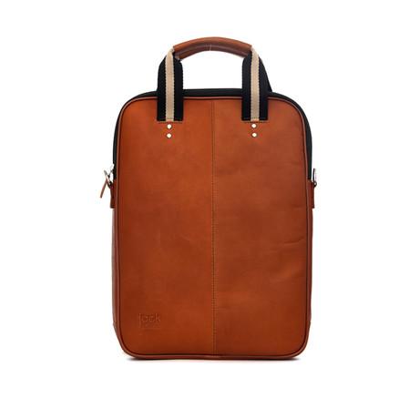 Lenox Leather Portfolio // Tan