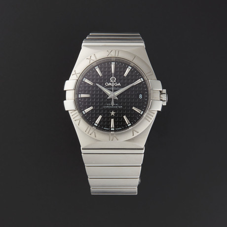Omega Constellation Automatic // 123.10.35.20.01.002 // Store Display