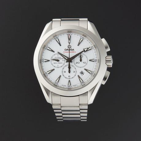 Omega Seamaster Aqua Terra Chronograph Automatic // 231.10.44.50.04.001 // Store Display
