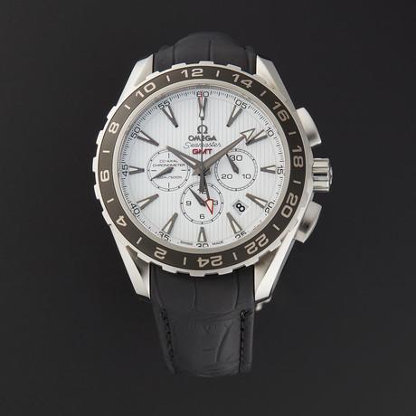 Omega Seamaster Aqua Terra Chronograph Automatic // 231.13.44.52.04.001 // Store Display
