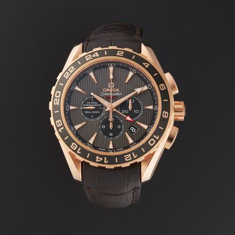 Omega Seamaster Aqua Terra Chronograph Automatic // 231.53.44.52.06.001 // Store Display