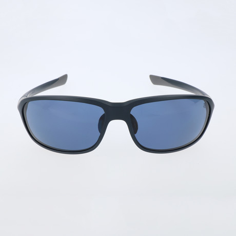 Wagner Sunglasses // Dark Blue + Pure + Watersport