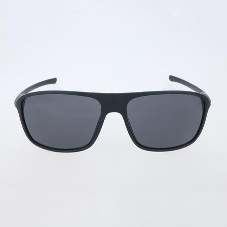 Xylander Sunglasses // Dark Blue + Pure + Grey
