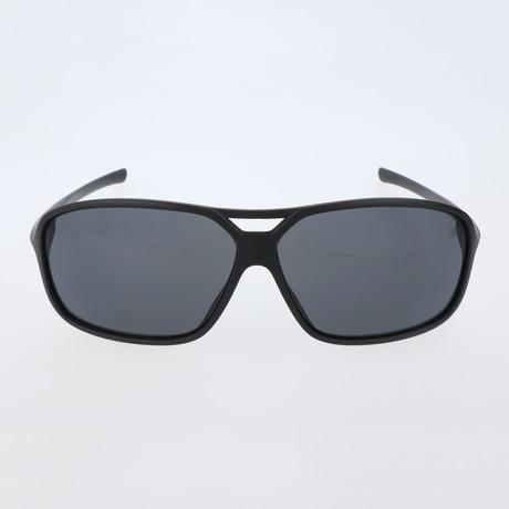 Bohler Sunglasses // Black + Pure + Grey