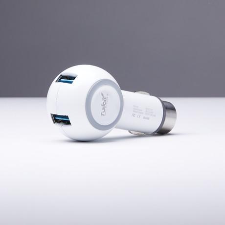 Iron Guardian Mini // Pearl White
