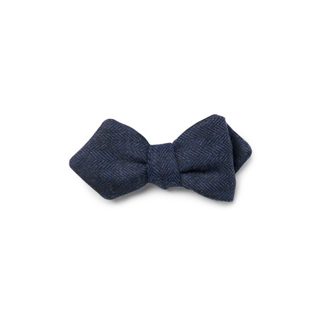 Brandt Bow Tie // Navy + Black