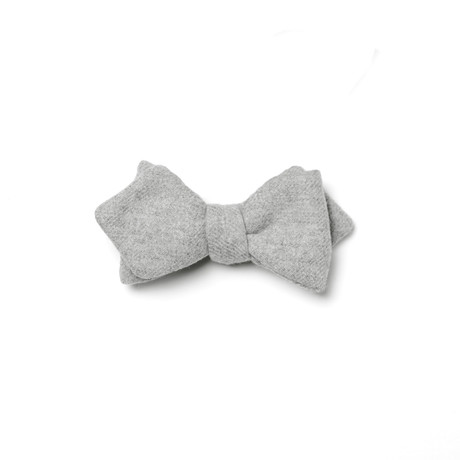 Pascal Bow Tie // Light Grey