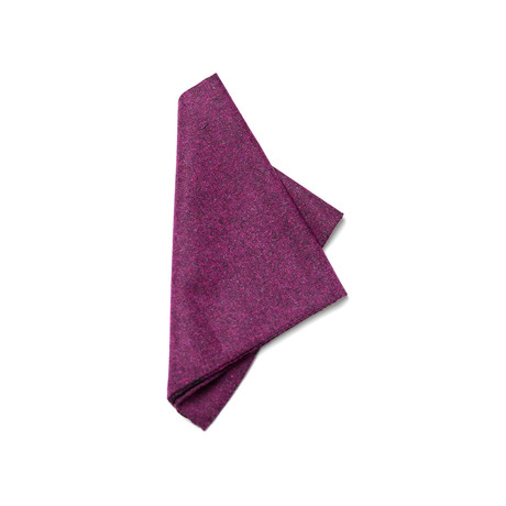 Noether Pocket Square // Berry