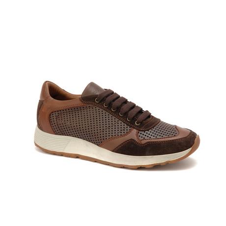 Byrd Shoe // Brown (Euro: 40)
