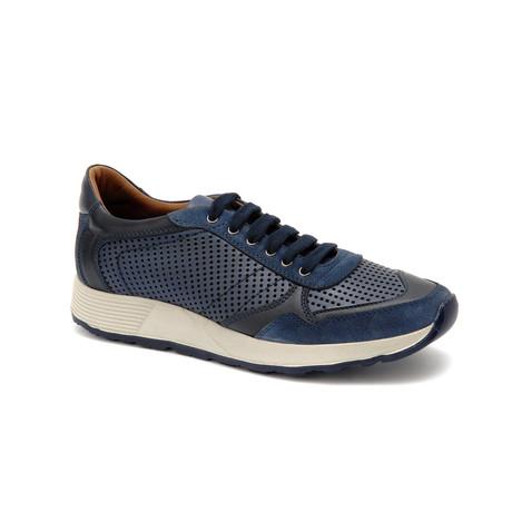 Byrd Shoe // Blue (Euro: 40)