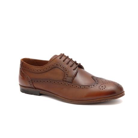 Abrahamson Shoe // Tobacco (Euro: 40)