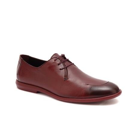 Fox Shoe // Bordeaux (Euro: 40)