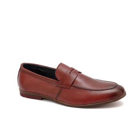 Abbott Shoe // Bordeaux (Euro: 40)