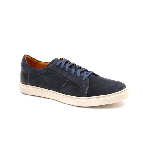 Gage Shoe // Navy Blue (Euro: 40)