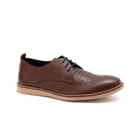 Grant Shoe // Brown