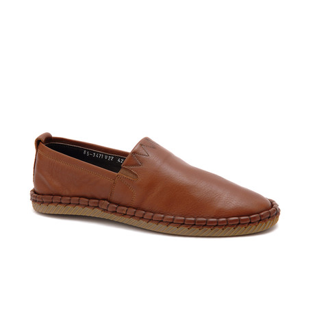 Combs Shoe // Tobacco (Euro: 40)