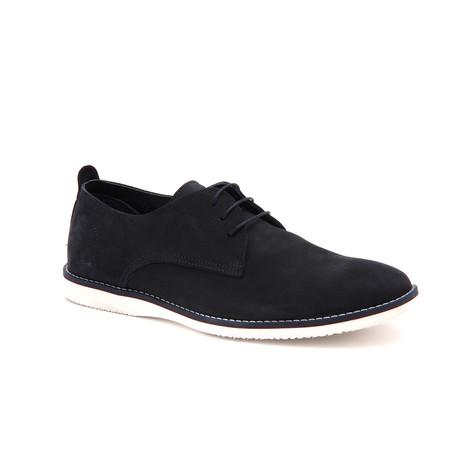 Easom Shoe // Nubuck Navy Blue (Euro: 40)